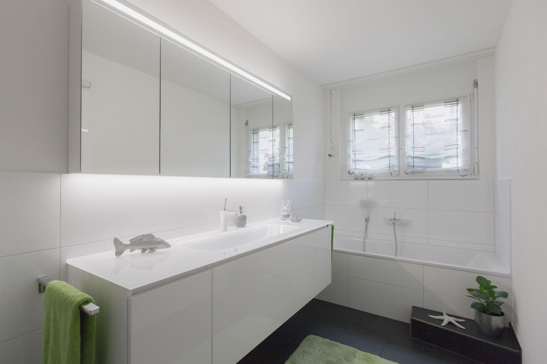 Gemütlich Bad Und Küche Umbau Ideen Fotos - Küchen Ideen Modern ...